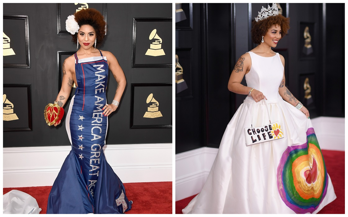 Joy Villa - Vestido inspirado en The Wall