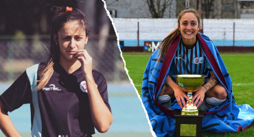 Mundo enfermo y triste: Jugadora argentina fue amenazada de muerte por impulsar el futbol femenil
