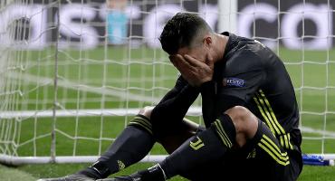Juventus se desploma en la bolsa de valores de Milán por cinco minutos malditos en Champions