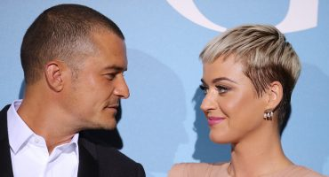Fíjate, Paty, que Katy Perry se comprometió con Lego… Will Turn... Orlando Bloom