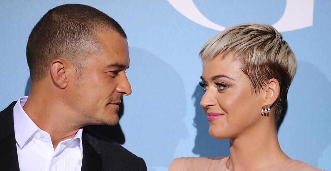Fíjate Paty que Katy Perry se comprometió con Lego… Orlando Bloom