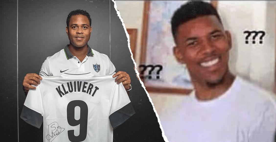 A Kluivert le hubiera gustado jugar con el América en la Liga MX