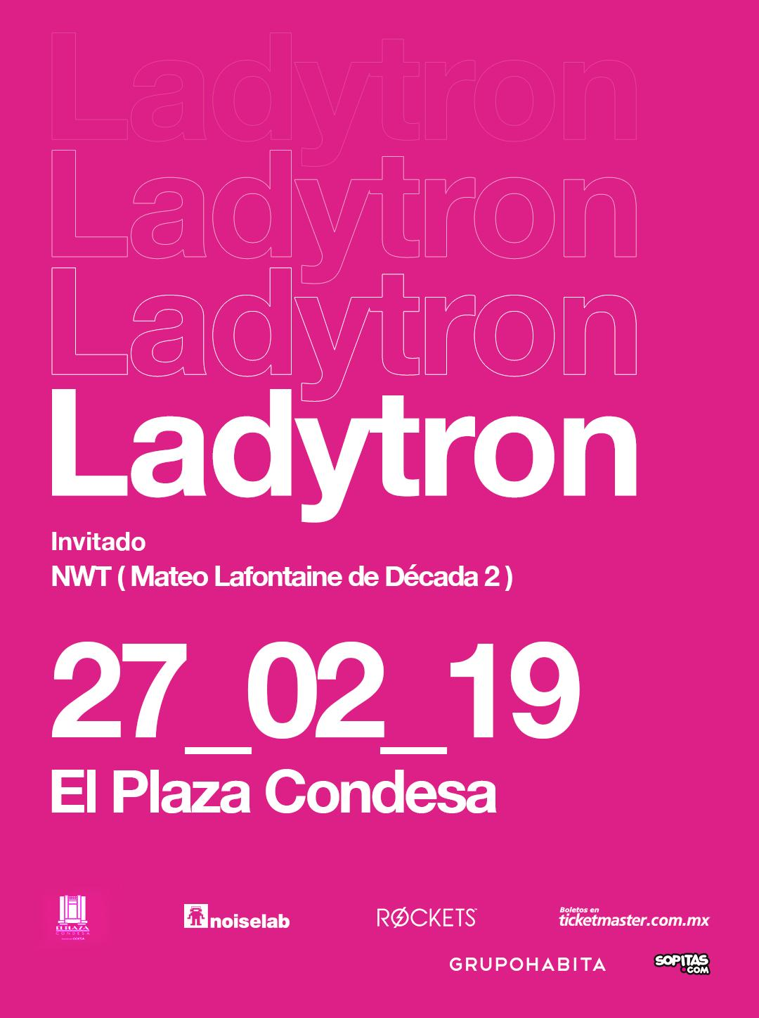 flyer ladytron