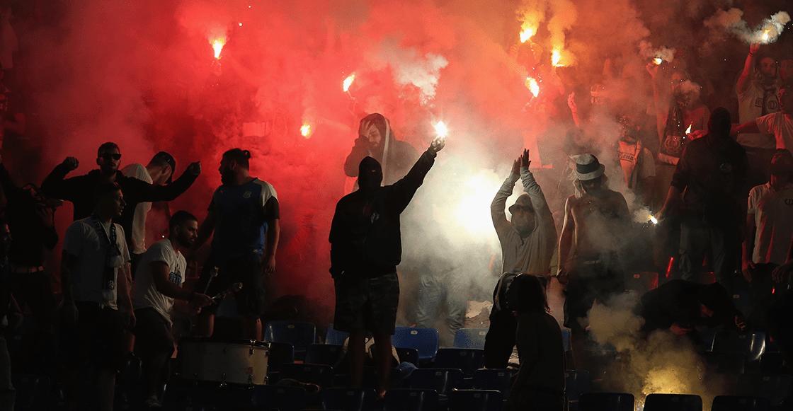 Cuatro personas fueron agredidas en Italia por presuntos seguidores del Lazio