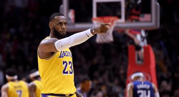 Los Playoffs, el gran reto de LeBron y Lakers en la segunda parte de la campaña