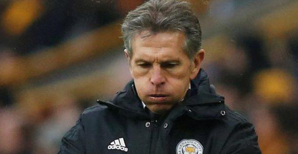 ¡Se busca técnico! Leicester despidió a Claude Puel tras acumular 7 juegos sin ganar