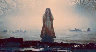 Checa en exclusiva el póster oficial de 'La maldición de La Llorona'