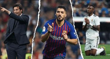 5 cosas que nos dejó el Clásico entre Real Madrid y Barcelona