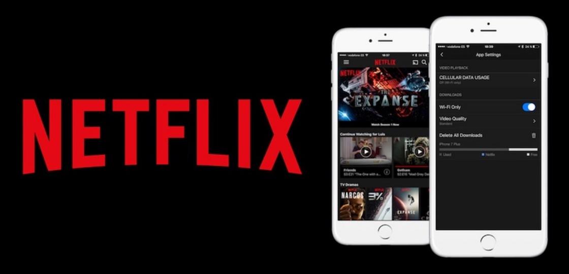 Así puedes descargar automáticamente tus series favoritas de Netflix
