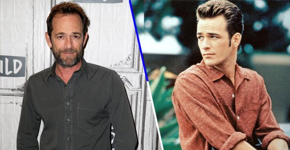 Luke Perry, actor de 'Beverly Hills 90210', sufrió un derrame cerebral