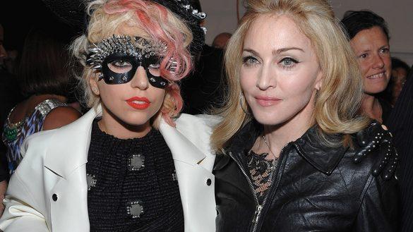 ¿Se acabó la pelea? La foto que confirma la reconciliación entre Madonna y Lady Gaga