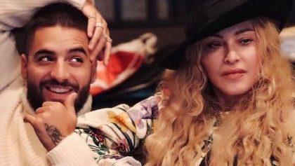 Es oficial: Madonna lanzará una colaboración con Maluma