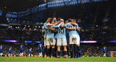 La brutal goleada del Manchester City al Chelsea que los coloca líderes de la Premier