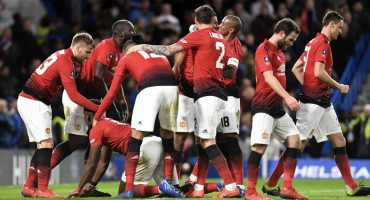 Manchester United dio un golpe certero y eliminó al Chelsea de la FA Cup