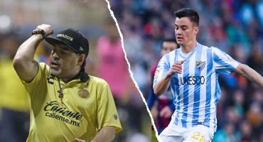 Le tunden a Maradona desde la liga española por apoyar a Nicolás Maduro