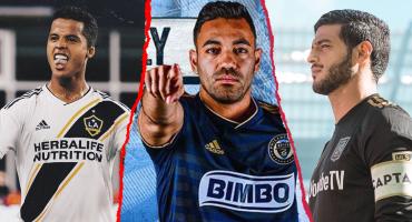 ¿Cuándo enfrentará Marco Fabián a los hermanos Dos Santos y Carlos Vela?