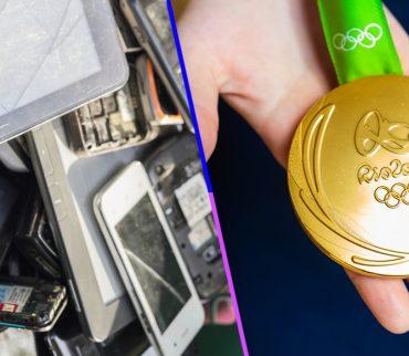 ¡Wow! Las medallas de los Juegos Olímpicos Tokio 2020 serán fabricadas con celulares reciclados