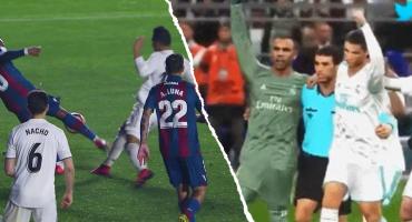 El polémico penal del Real Madrid que pelea por el Oscar al mejor meme extranjero