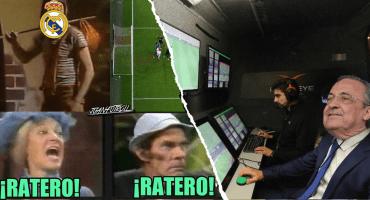 Los memes dan su veredicto en la jugada de la polémica del Real Madrid en la Champions