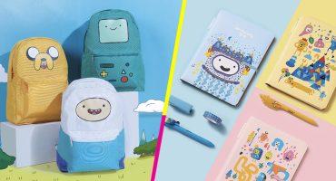 ¡Así va a lucir la colección de 'Adventure Time' que llegará a MINISO!