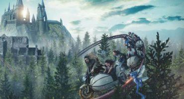 Universal tendrá una nueva montaña rusa inspirada en Harry Potter