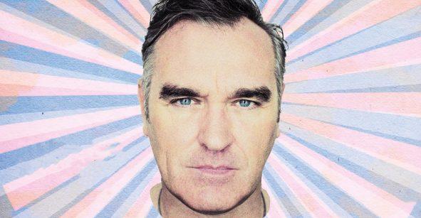 Morrissey anuncia disco de covers con la participación de Green Day, Broken Social Scene y más
