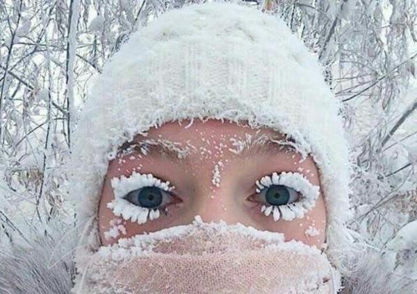 La era de hielo: Las fotos que congelaron al mundo esta semana