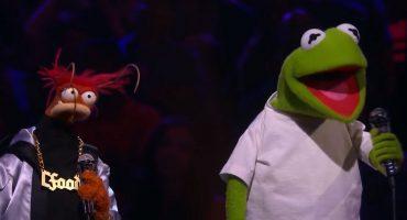 Esta épica batalla de rap entre Muppets es todo lo que internet necesita