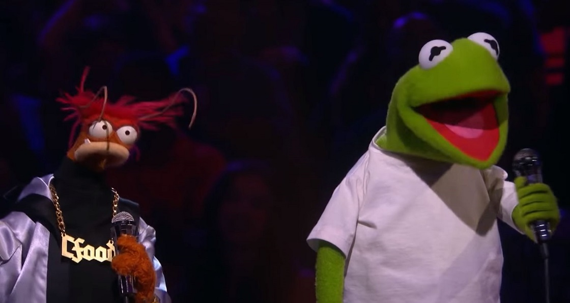 Los Muppets - Drop the Mic