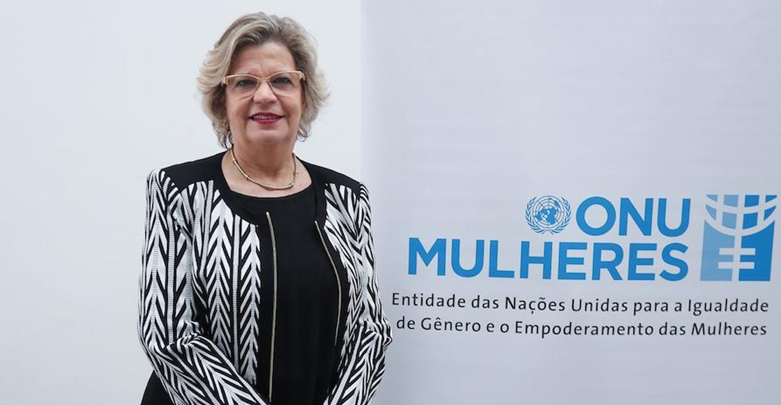Nadine Gasman Zylbermann es designada como nueva titular de Inmujeres