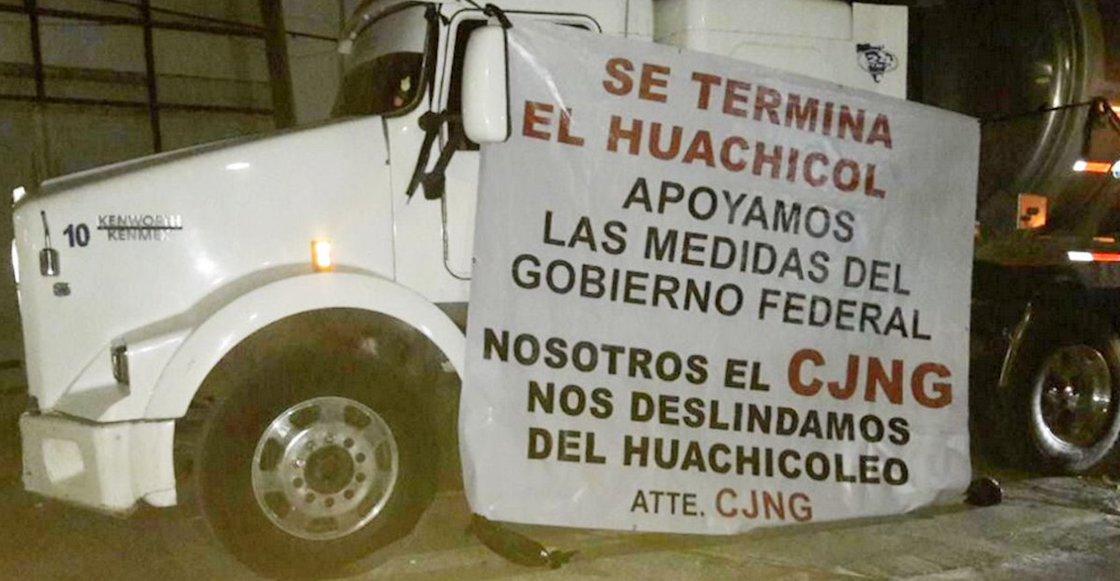 narcomantas-jalisco-huachicol-amlo