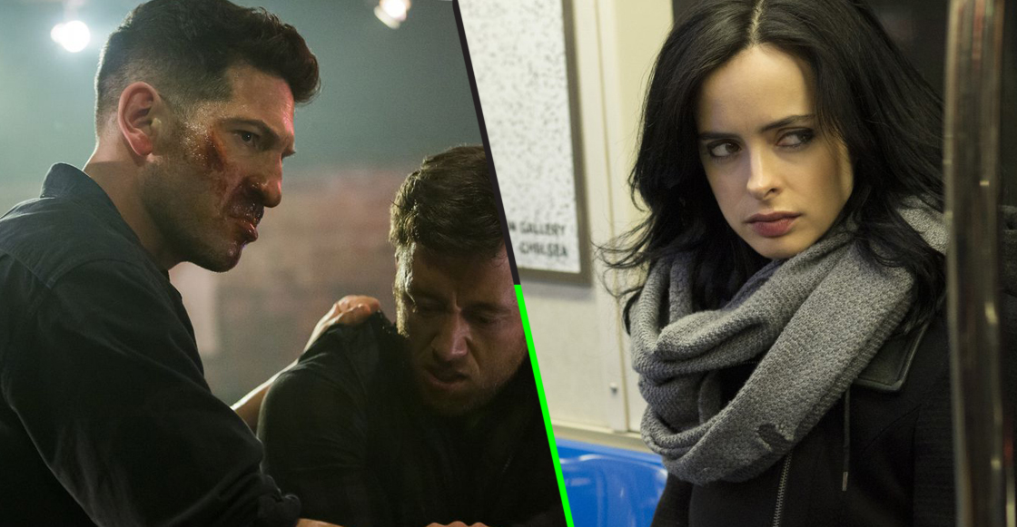 Crónica de una muerte anunciada: Netflix cancela 'The Punisher' y 'Jessica Jones'