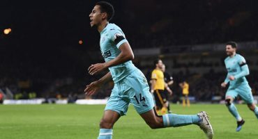 ¡Como héroes! Wolverhampton rescató cardiaco empate ante Newcastle