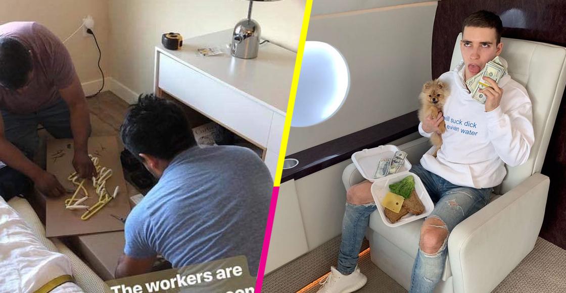 Un youtuber estadounidense se burló de dos trabajadores mexicanos e internet se le fue encima