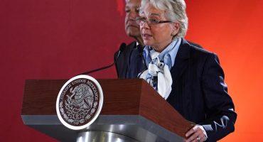 Sánchez Cordero anuncia la creación de 'Refugios para contener la Violencia de Género'