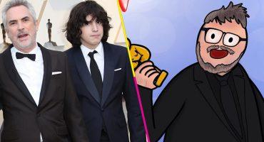 El talento se hereda: ¡Conoce los increíbles dibujos y animaciones de Olmo Cuarón!