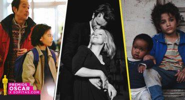 Estos son los competidores de 'ROMA' para Película Extranjera en los Oscar 2019