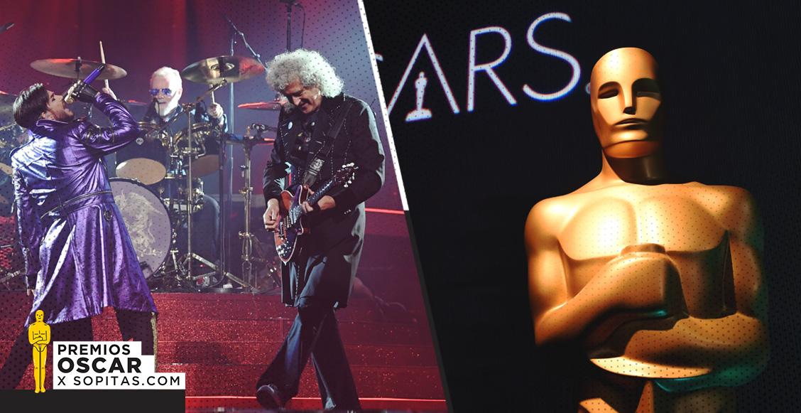Is this just fantasy? Queen tocará durante la transmisión de los Oscar 2019
