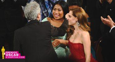 El elenco de 'ROMA' celebró en grande y al ritmo de Juan Gabriel en el after party de los Oscar