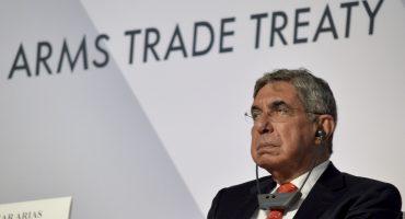 Expresidente de Costa Rica y Nobel de la Paz, Óscar Arias, es acusado de abuso sexual