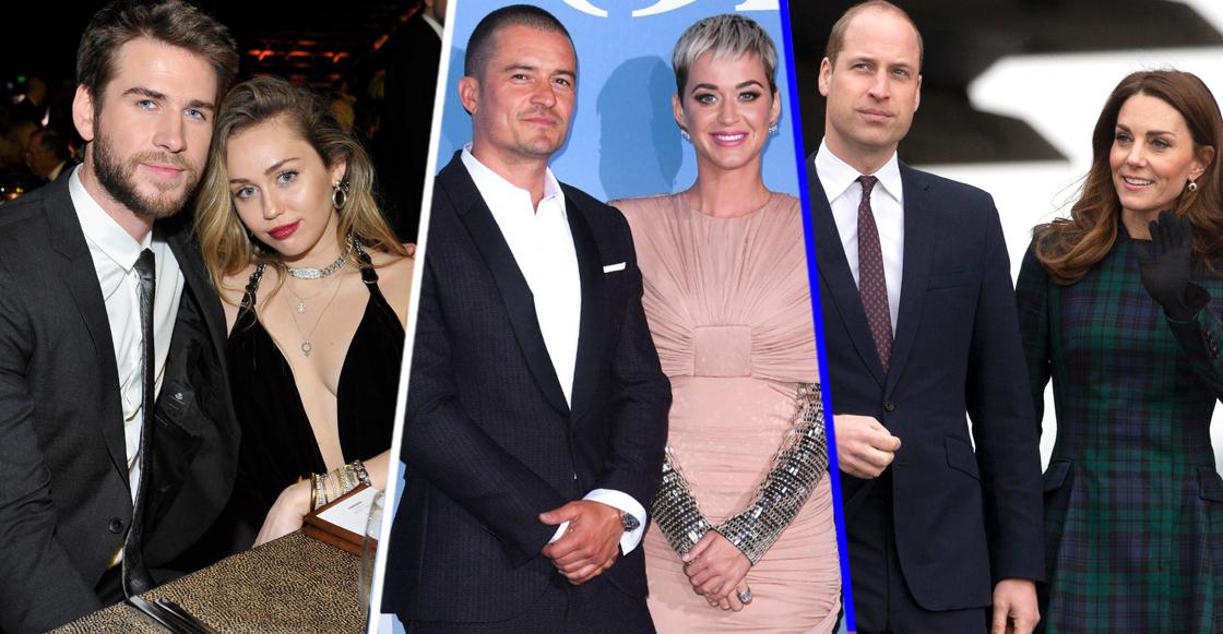 5 parejas famosas que rompieron y luego regresaron para casarse