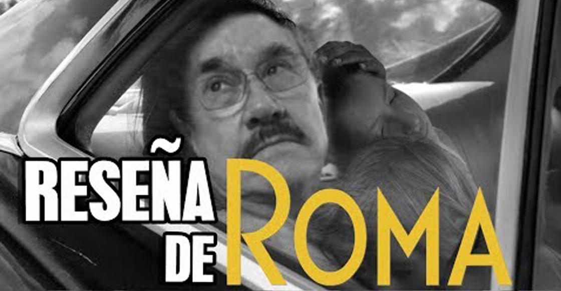 9 grandiosas frases de Pedrito Sola en su reseña de 'ROMA' para que lo quieras aún más 😂