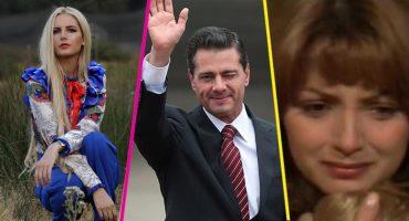 Fíjate, Paty: Peña Nieto anda estrenando capullito de alelí y aquí te contamos quién es