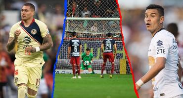 El peor penal, el desastroso debut de Castillo y el milagro de Pumas: Lo que nos dejó la Jornada 6