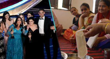 'Period. End of Sentence': El documental sobre la menstruación que se llevó un Oscar