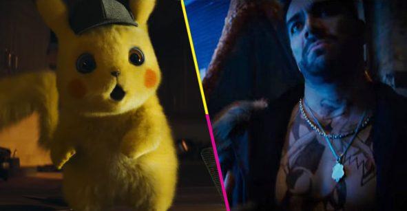 ¡Ya hay tráiler de 'Detective Pikachu' con todo y Omar Chaparro en él!