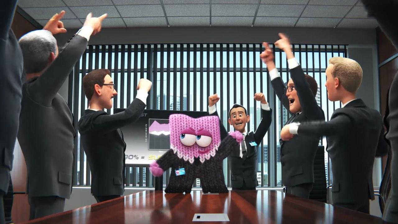 'Purl', el corto de Pixar sobre la desigualdad de género y las brechas profesionales