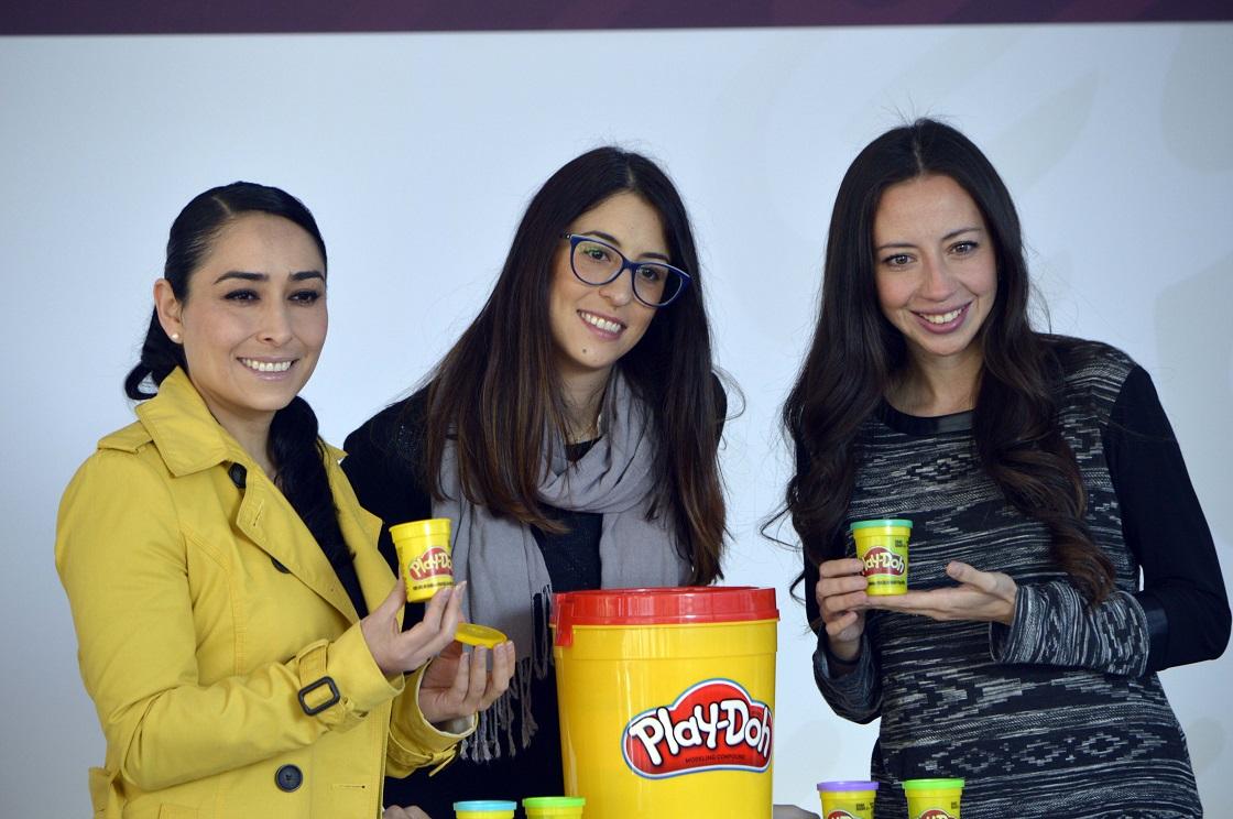 Play-Doh reconocido como primera marca olfativa en México