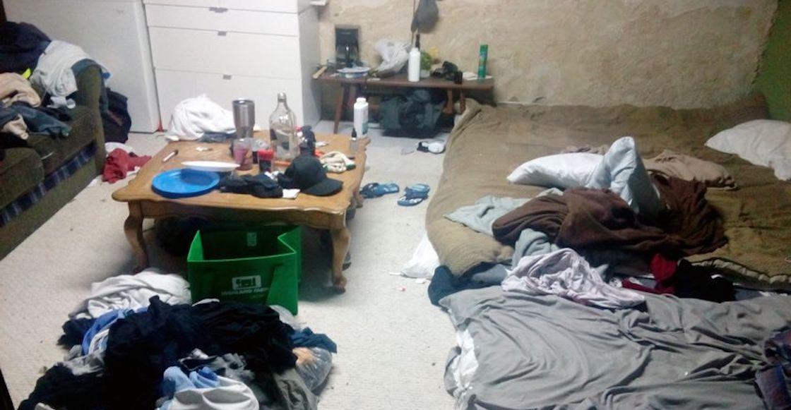 La policía de Canadá rescató a 43 mexicanos que vivían