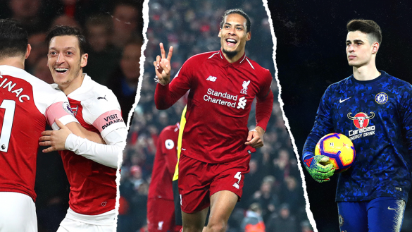 El karma contra Kepa, el gol de Ozil y la goleada del Liverpool: Lo que dejó la Premier